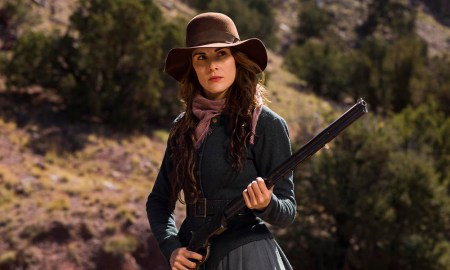 michelle dockery godless