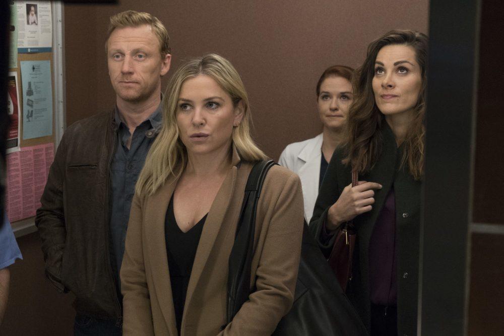 Grey's Anatomy: un respiro profondo per non impazzire, recensione episodio 14.08