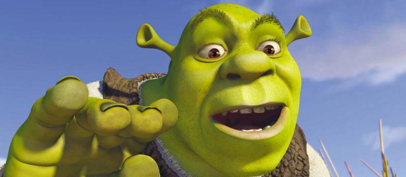Recast Shrek