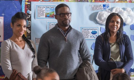 This is us - Sterling K. Brown