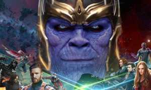 trailer di infinity war