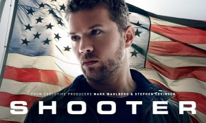 Shooter Serie Tv - Ryan Phillippe