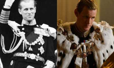The Crown Prince Philip Matt Smith