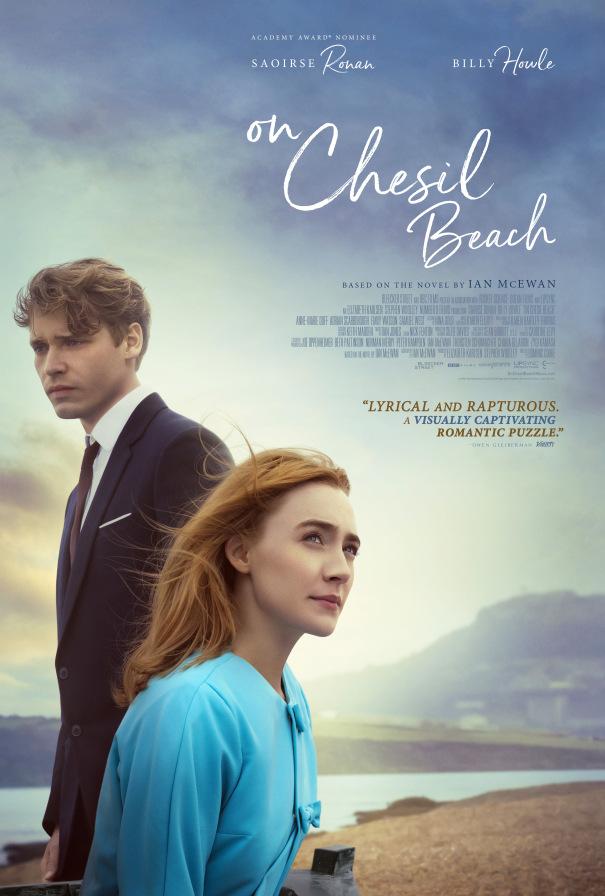 Saoirse Ronan On Chesil Beach