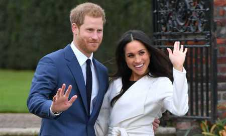 Harry e Meghan: A Royal Romance