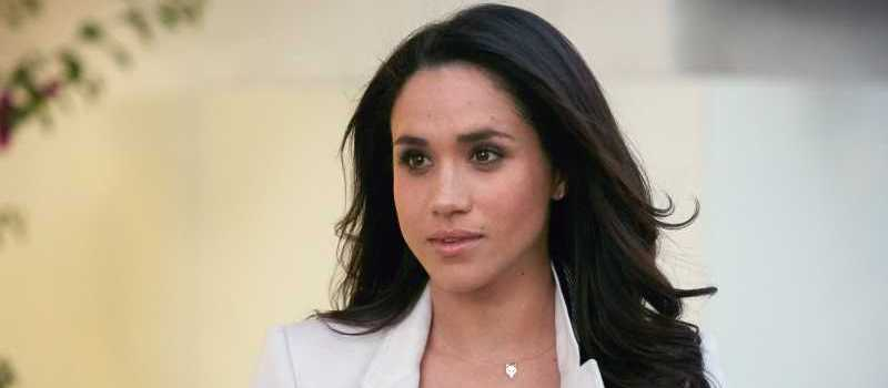 Meghan Markle suits