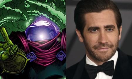 Jake Gyllenhaal sarà Mysterio
