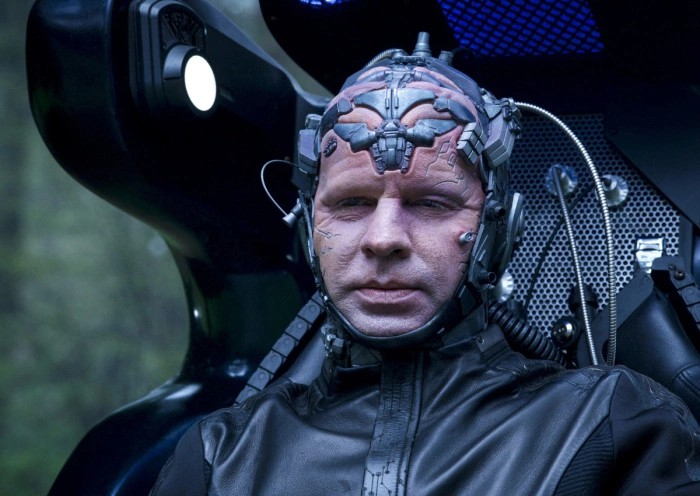 Neil Sandilands in The Flash quarta stagione