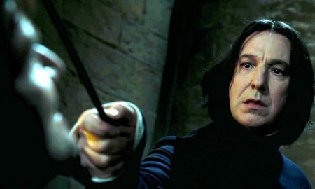 Alan Rickman Severus Piton
