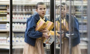 stranger things- Eggo per Kellogg's