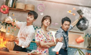 wok of love drama coreani