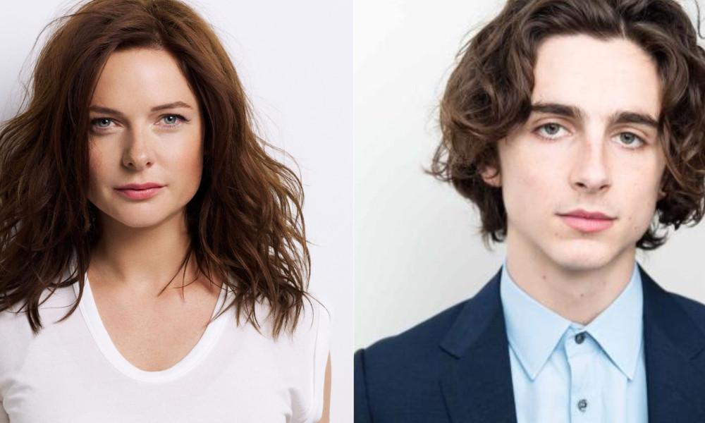 Timothee Chalamet e Rebecca Ferguson in trattative per recitare nel film di fantascienza Dune