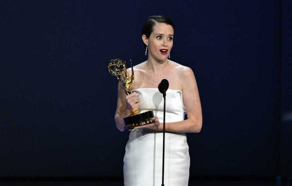 emmy awards 2018 claire foy