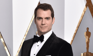 henry cavill - witcher