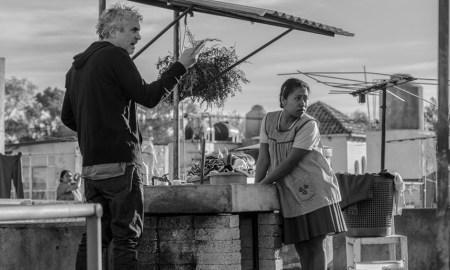 ROMA - Alfonso Cuarón