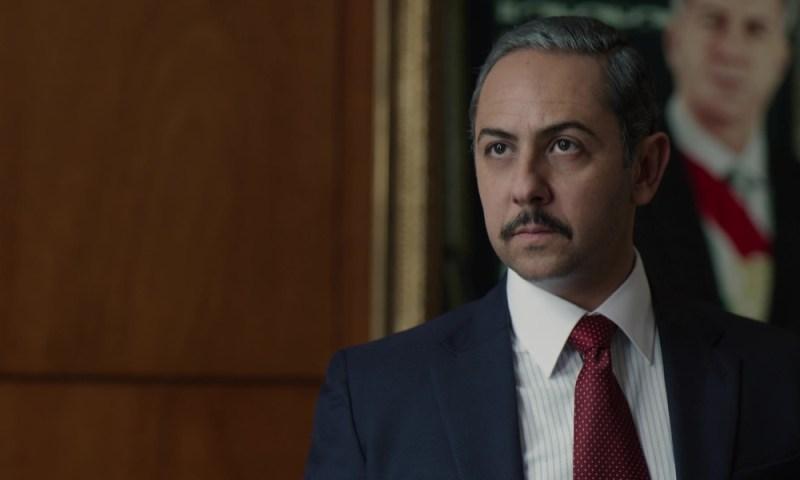 Humberto Busto nel ruolo di Conrado Sol