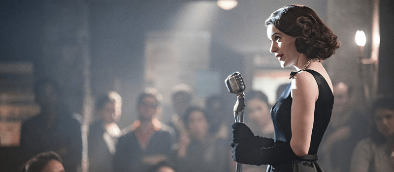 Marvelous Mrs Maisel seconda stagione