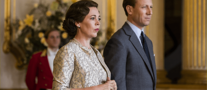 serie tv premiere 2019 the crown