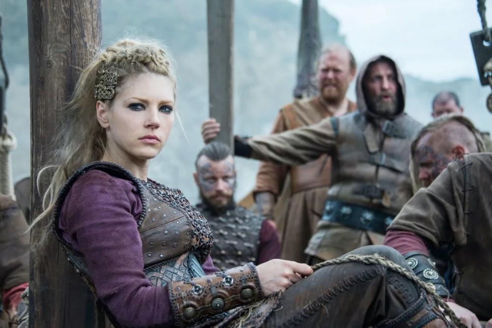 Curiosità su Vikings, Credits: History Channel