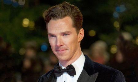 Good Omens Benedict Cumberbatch