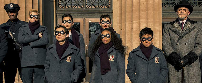 The Umbrella Academy - recensione Netflix