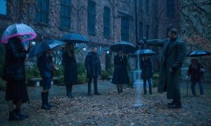 The Umbrella Academy - recensione Netflix