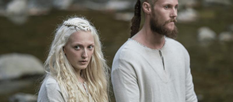 recensione quinta stagione vikings