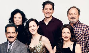 Marvelous Mrs Maisel cast