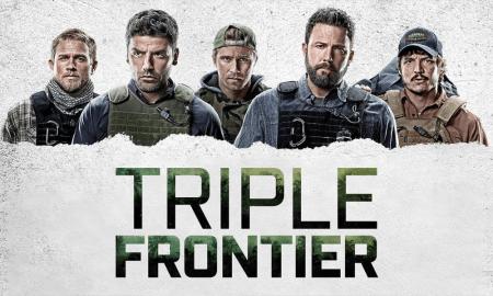 triple frontier attori cast