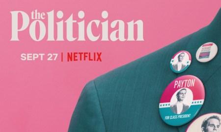 The Politician Cover