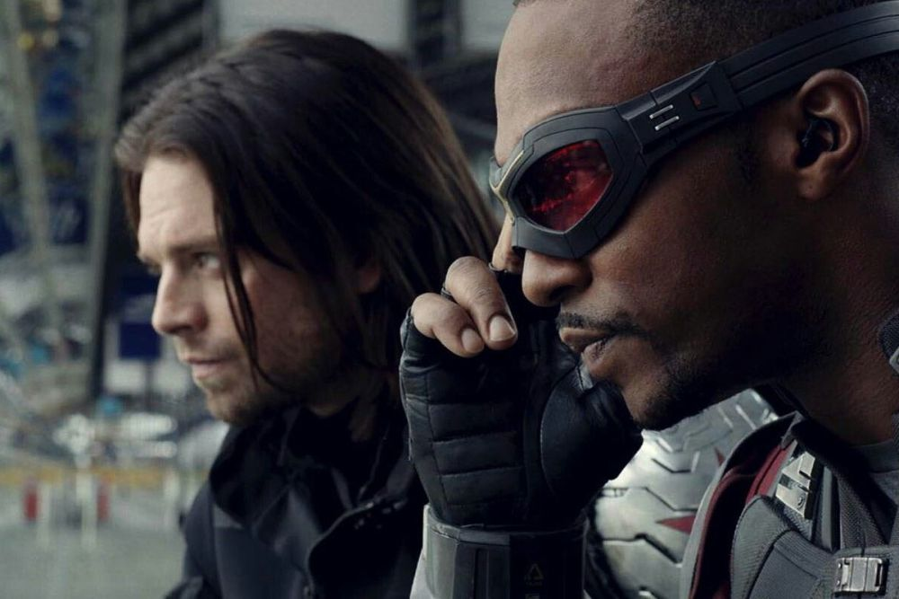 the falcon and the winter soldier marvel serie tv