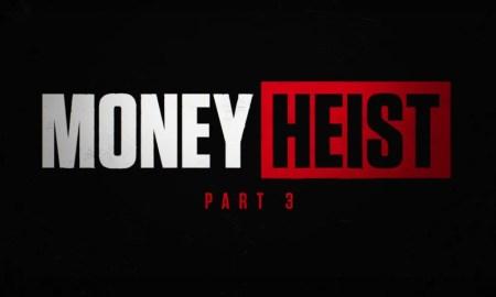 La casa di carta 3 - Money heist 3 - La casa de papel 3