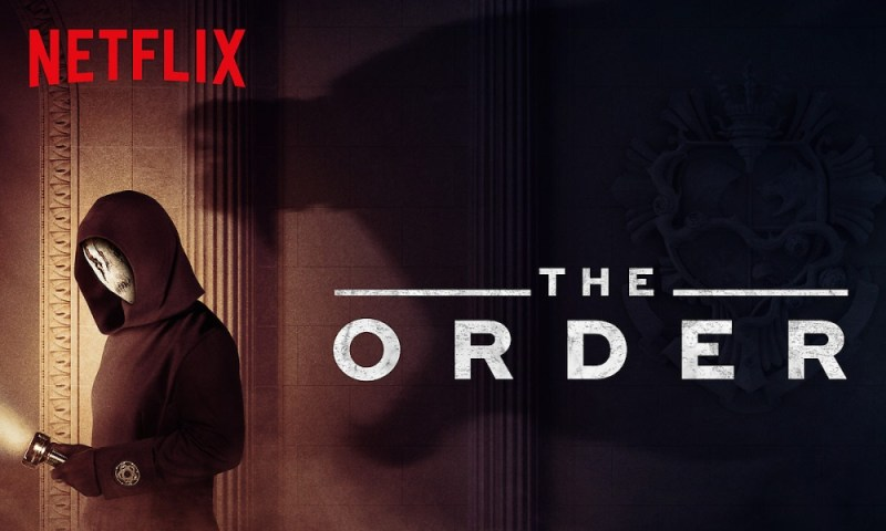 The Order - La cover della serie TV
