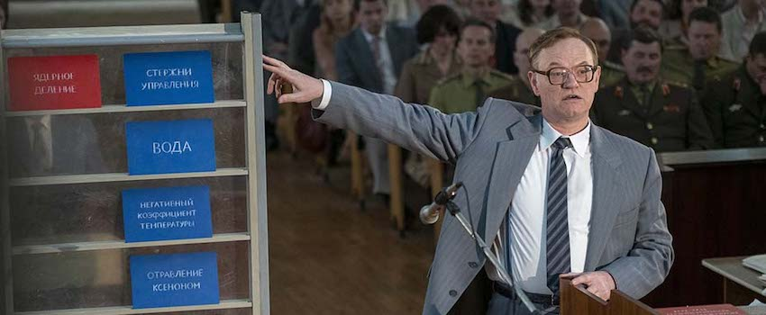 Minsierie tv 2019: Chernobyl