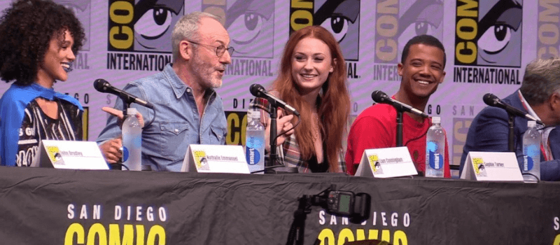 game of thrones san diego comic con 2019