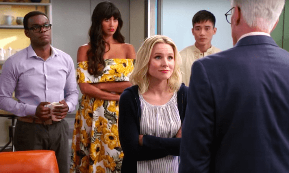 the good place nbc cancellata