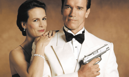 Arnold Schwarzenegger jamie lee curtis true lies