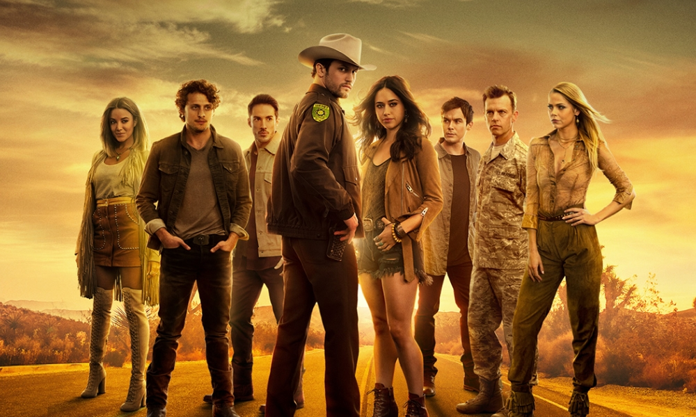 Roswell New Mexico - Il cast