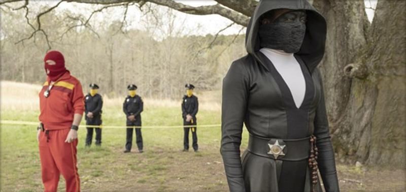 Watchmen primo episodio