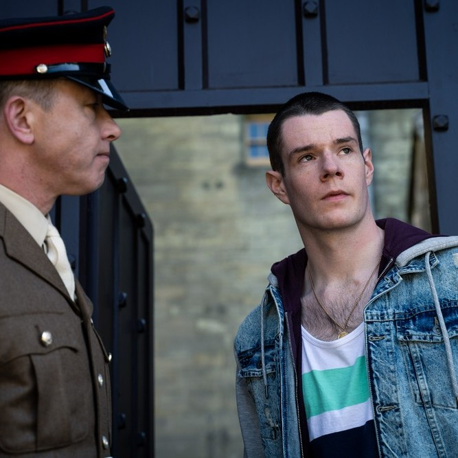 Sex Education Adam