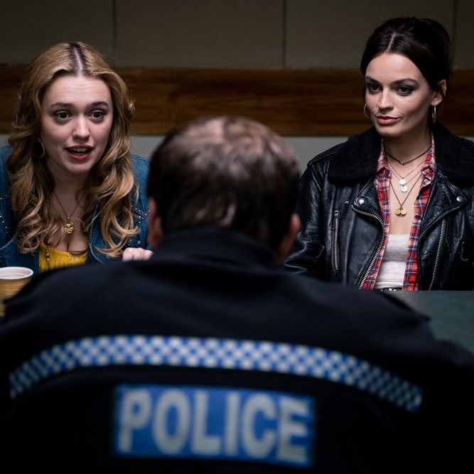 Sex Education Aimee & Maeve