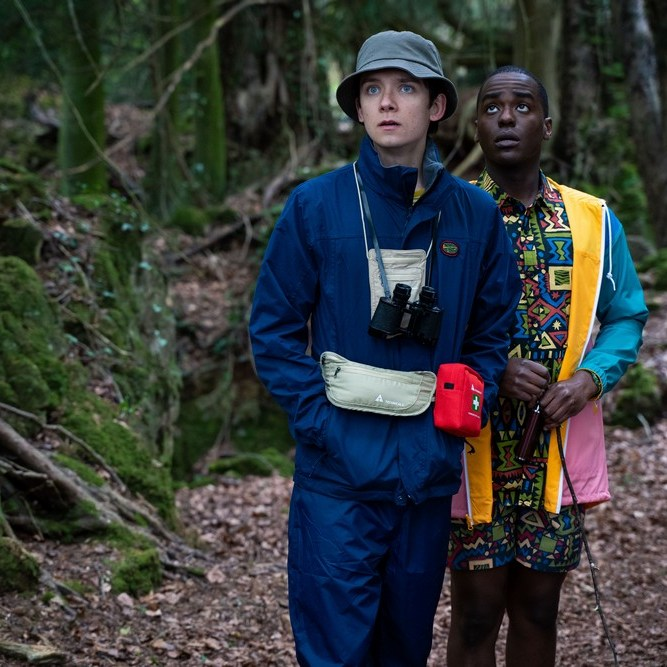 Sex Education Otis & Eric
