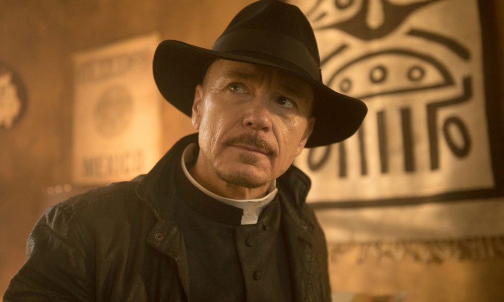 Ben Daniels in The Exorcist