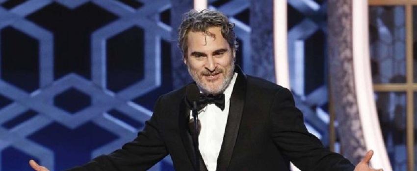 Golden Globe Awards 2020: vincitori e vinti - Joaquin Phoenix