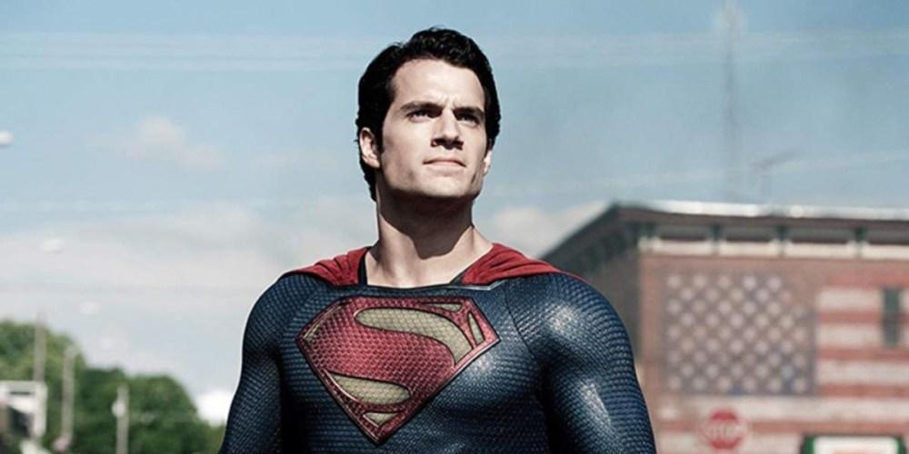 Henry Cavill in Superman