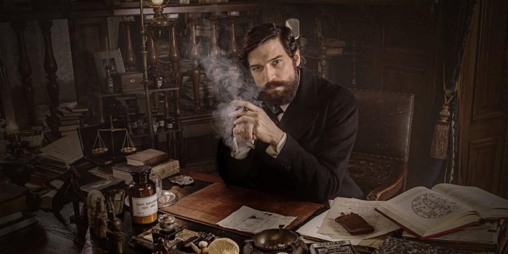 Un'immagine promozionale di Freud