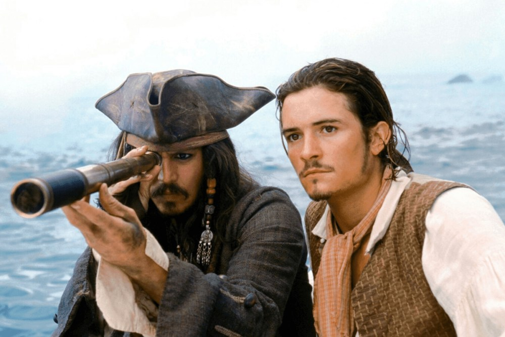 pirati dei caraibi 1