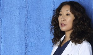 Sandra Oh in Grey's Anatomy