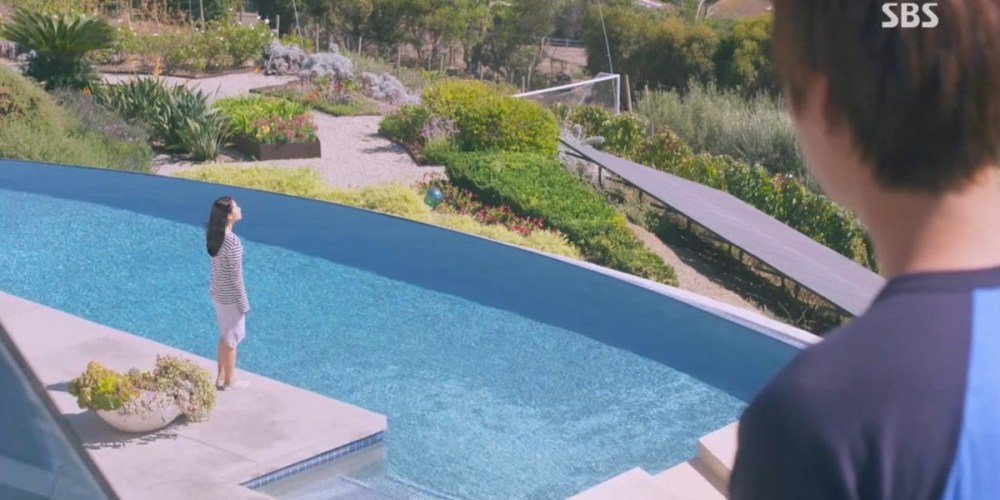 The Heirs - La casa californiana di Kim Tan