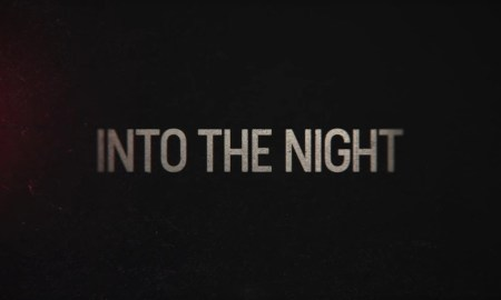 Into the night - Logo